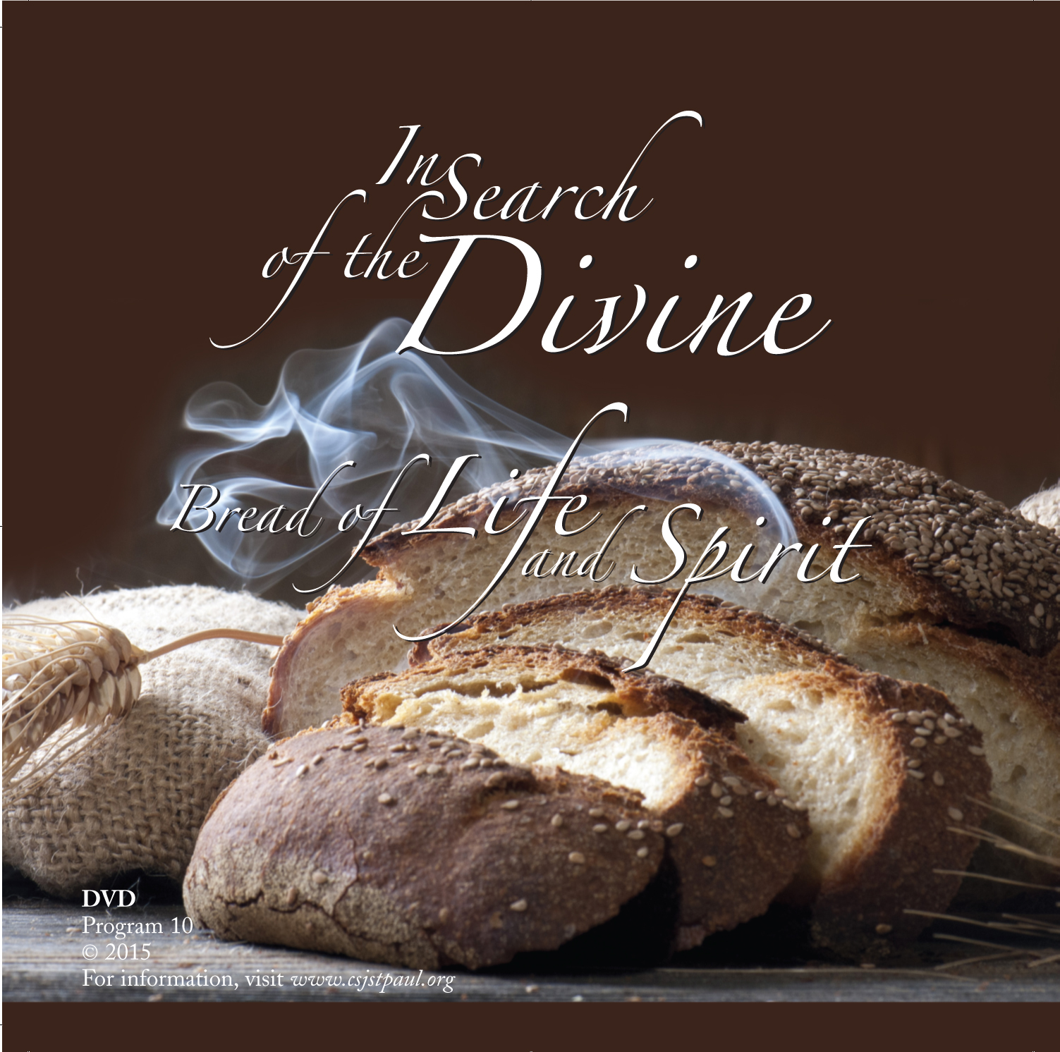 In Search of the Divine - DVD #10